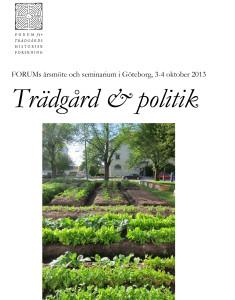 Microsoft Word - seminarieprogramTrädgårdochpolitik_utskick22a